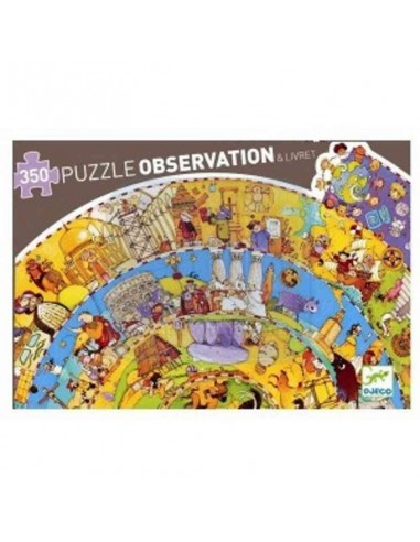 PUZZLE OBSERVACION HISTORIA