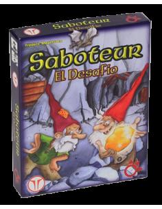 SABOTEUR EL DESAFIO