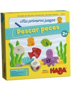 PRIMEROS JUEGOS PESCAR PECES