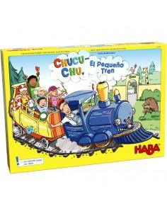 CHUCU-CHU PEQUEÑO TREN