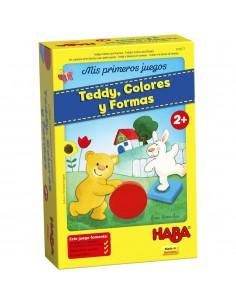 Teddy colores y formas