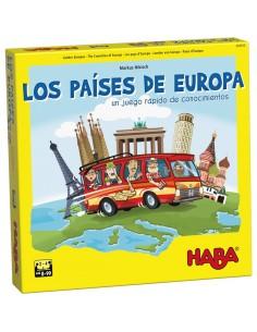 PAISES DE EUROPA