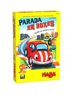 PARADA EN BOXES