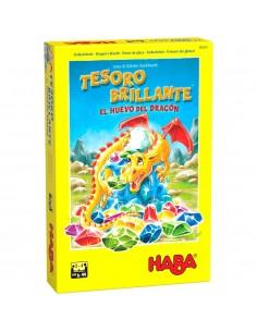 TESORO BRILLANTE EL HUEVO DEL DRAGON