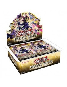 YUGIOH LEGENDARY DUELISTS MAGICAL HERO