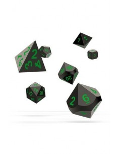RPG DICE SET METAL MATRIX