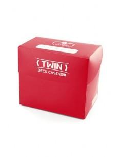 TWIN DECK CASE 160+ CAJA DE CARTAS ROJO