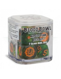 NURGLE'S ROTTERS BLOOD BOWL DICE