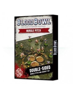 BLOOD BOWL: NURGLE PITCH