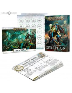 WARSCROLL CARDS: SERAPHON (ENGLISH)