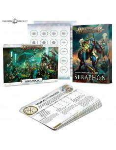 WARSCROLL CARDS: SERAPHON (ESPAÑOL)