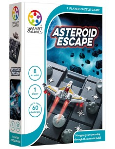 Asteroid scape