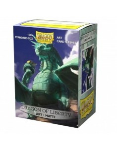DS STANDARDS SLEEVES DRAGON OF LIBERTY
