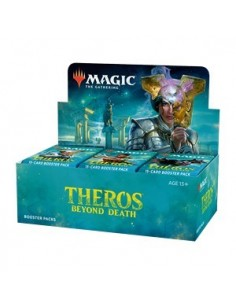 THEROS BEYOND DEATH CAJA SOBRES INGLES
