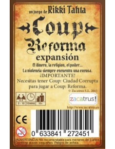 COUP REFORMA