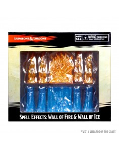 D&D SPELL EFFECTS WALL OF FIRE / ICE