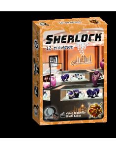 SERIE Q 2 SHERLOCK 13 REHENES