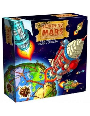 TICKET TO MARS