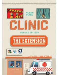 CLINIC DELUXE ED THE EXTENSION