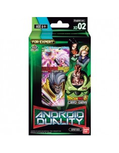 DBS EXPERT DECK ANDROID DUALITY