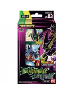[PREVENTA] DBS EXPERT DECK 3 THE ULTIMATE LIFE FORM