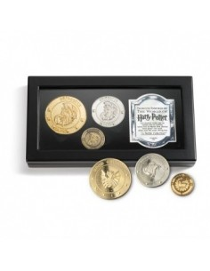 HARRY POTTER GRINGOTT'S BANK COINS