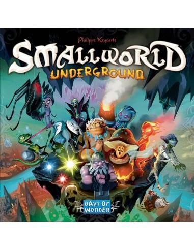 SMALLWORLD UNDERWORLD