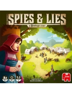 SPIES AND LIES A STRATEGO STORY