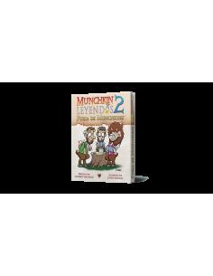 MUNCHKIN LEYENDAS 2
