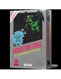 MONSTRUO FINAL: EL SIGUIENTE NIVEL