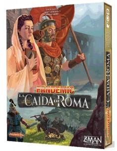 PANDEMIC CAIDA DE ROMA