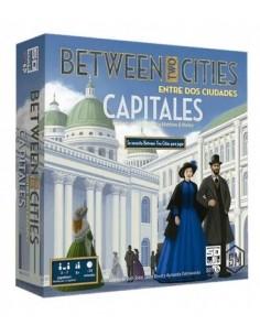 BETWEEN TWO CITIES CAPITALES