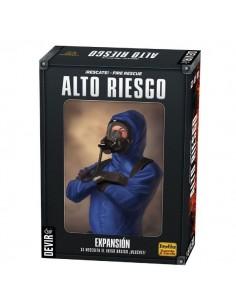ALTO RIESGO - RESCATE