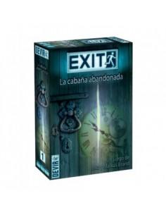 EXIT CABAÑA ABANDONADA