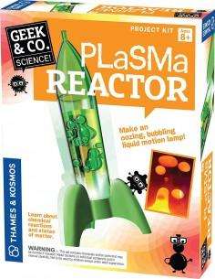 REACTOR DE PLASMA