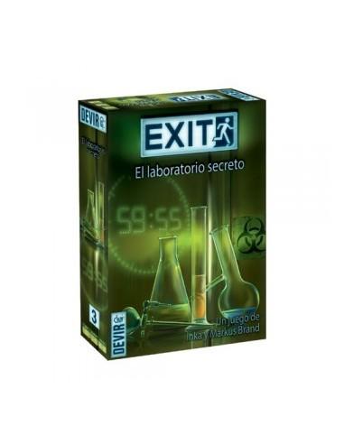 EXIT LABORATORIO SECRETO
