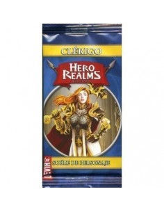 HERO REALMS SOBRE CLERIGO