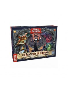 HERO REALMS PERDICION DE THANDAR