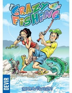 CRAZY FISHING CASTELLANO