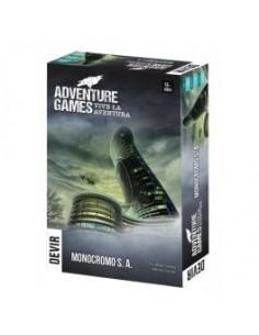 ADVENTURE GAMES MONOCROMO SA