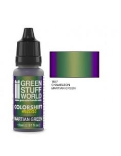 COLORSHIFT MARTIAN GREEN
