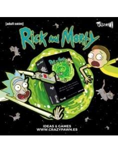 RICK AND MORTY 100 DIAS