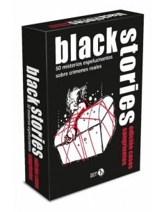 BLACK STORIES CASOS SANGRIENTOS