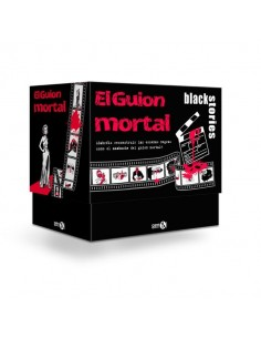 BLACK STORIES GUION MORTAL