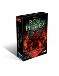 ROLL PLAYER EXPANSION MONSTRUOS ESBIRROS