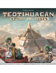 Teotihuacan ciudad de dioses