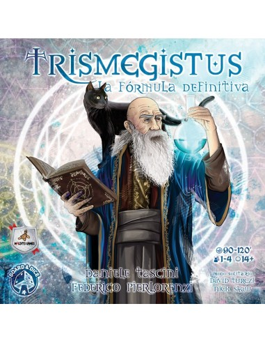 TRISMEGISTUS LA FORMULA DEFINITIVA