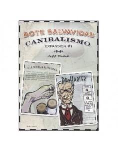 BOTE SALVAVIDAS CANIBALISMO