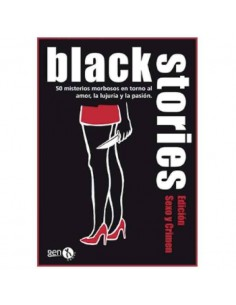 BLACK STORIES SEXO Y CRIMEN