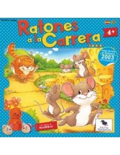 RATONES A LA CARRERA